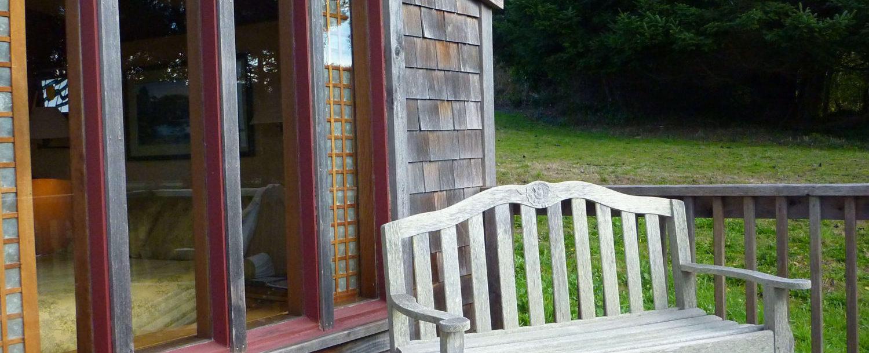 Cove room - Deck