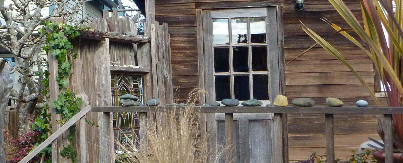 Garden room - Deck