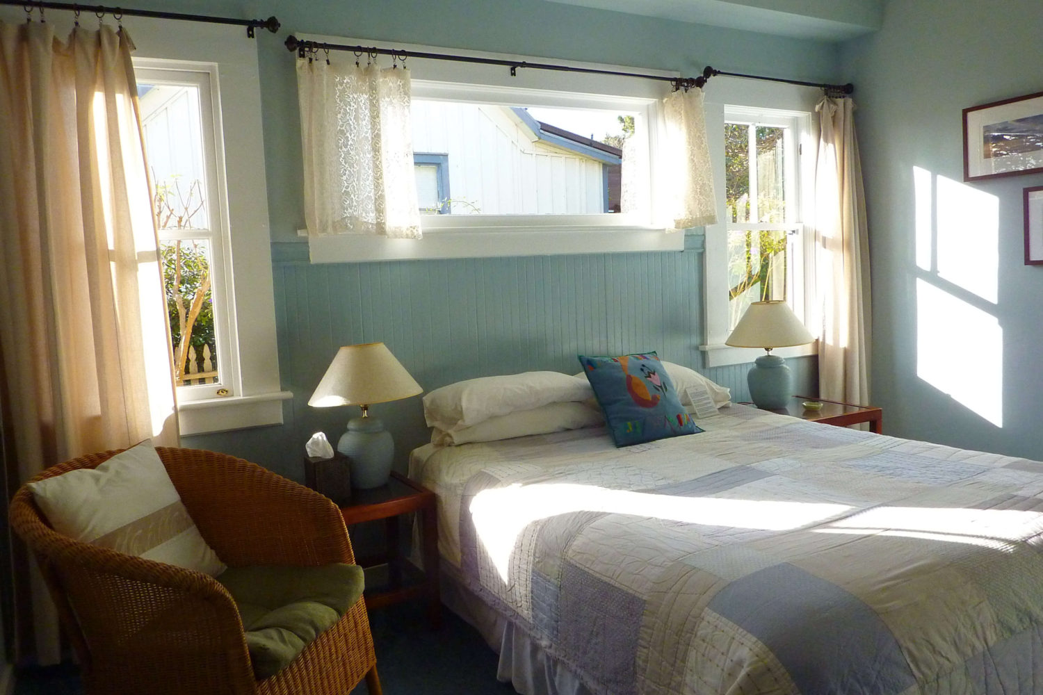 West Room Alegria Oceanfront Inn Mendocino Ca