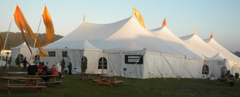 Music Festival Tent