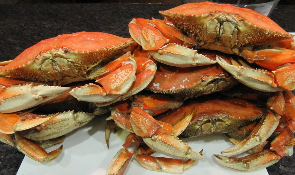 5 Crabs - Piled High